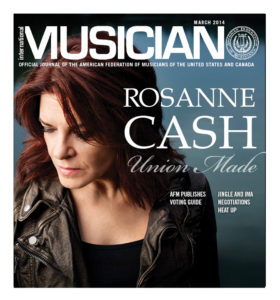 Rosanne Cash on cover of IM