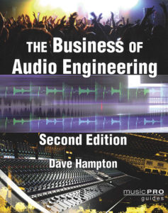 BUSINESS AUDIO ENGINEERING