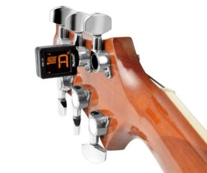 The Magmount MM-10 Clip-on Chromatic Tunner