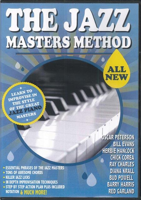The Jazz Masters Method