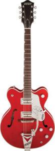 Gretsch Limited Edition G6137TCB Panther Center-Block Guitar