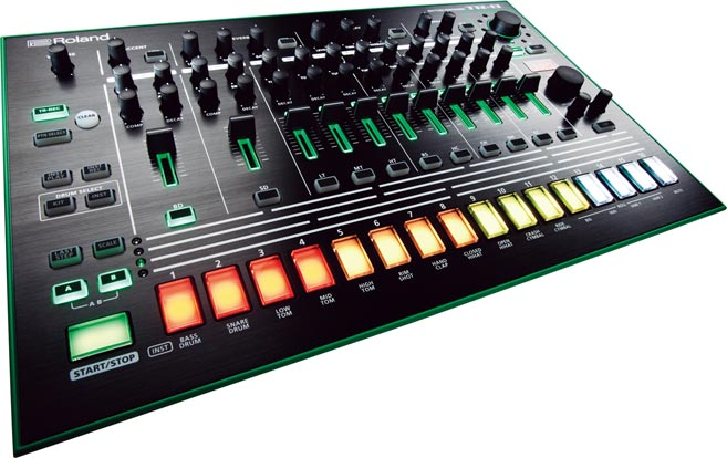 The Roland TR-8