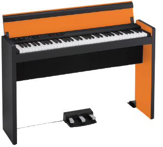 korg lp 380 digital piano international musician. Black Bedroom Furniture Sets. Home Design Ideas