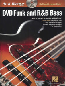 DVD Funk and R&B Bass