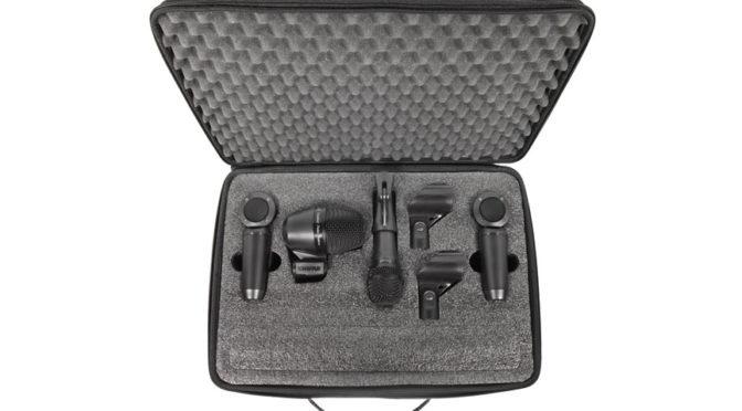 PG ALTA Microphones
