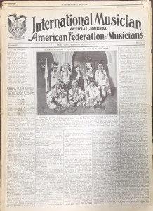International Musician Print Edition Is Valued