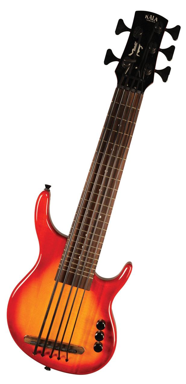 kala s five string sub series solid body u bass international musician. Black Bedroom Furniture Sets. Home Design Ideas