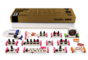 The Korg Little Bits Synth Kit