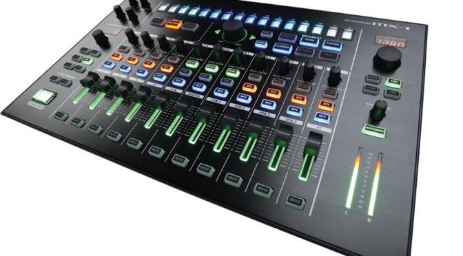 Roland's MX-1 Mix Performer