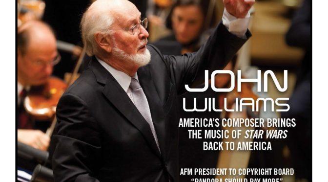 john williams im cover