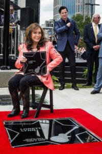 Loretta Lynn, walk of fame, music city,