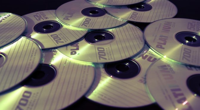 CDs Have Taken On a Life of Their Own