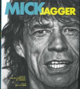 MICK JAGGER book
