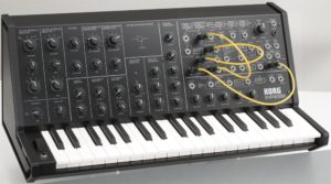 Korg's MS-20 Mini Synth