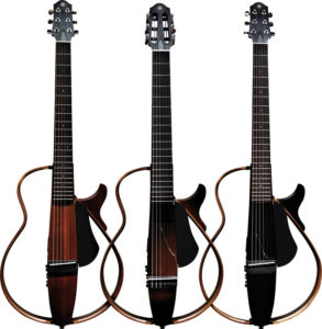 SLG200 Silent Guitars
