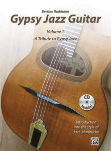 BR Gypsy Jazz Guitar