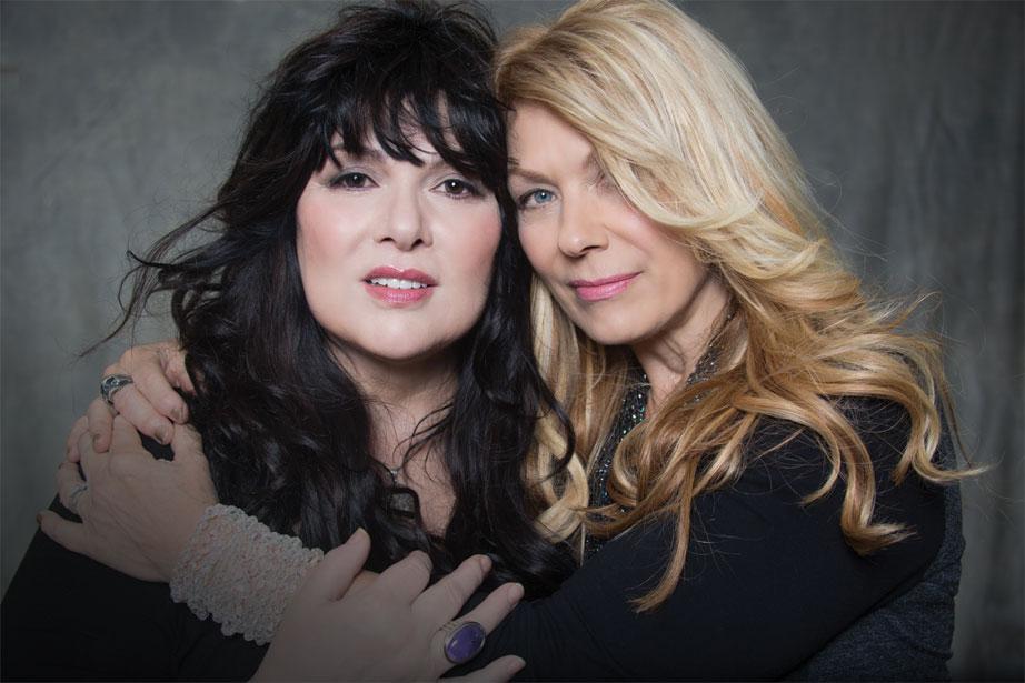 Ann and Nancy Wilson Four Decades of Heartfelt Music