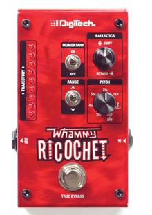 Harman's Whammy Ricochet