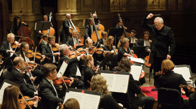 Canadian Orchestras Reach Out