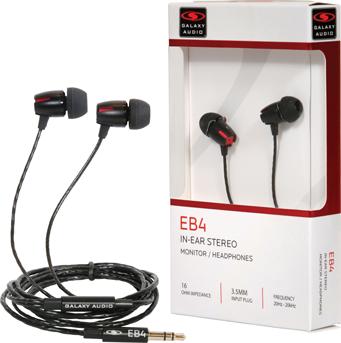Galaxy Audio EB4