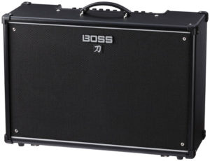 Boss Katana guitar amplifiers