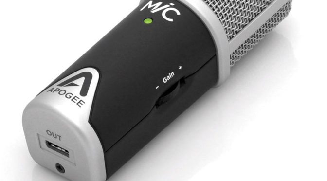 Apogee MiC 96k USB Mike
