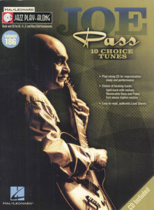 Joe Pass 10 Choice Tunes