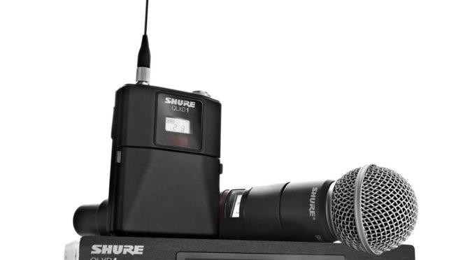 QLX-D VHF System