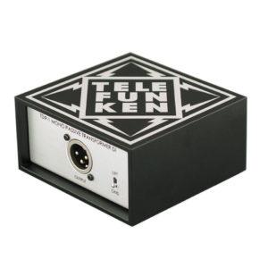 Elekroakustik direct boxes