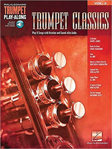 Hal Leonard Trumpet Play-Along