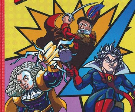 Superheroes of Music