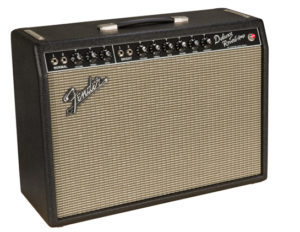 Fender Custom Deluxe Reverb Amplifier