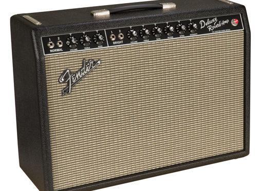 Fender Custom Deluxe Reverb Amplifier