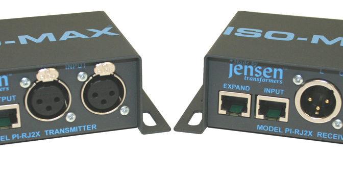 Jensen PI-RJ2X
