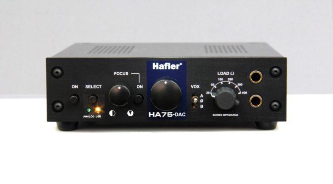 Hafler HA75-DAC