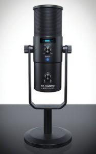 M-Audio Uber Mic Professional USB Microphone