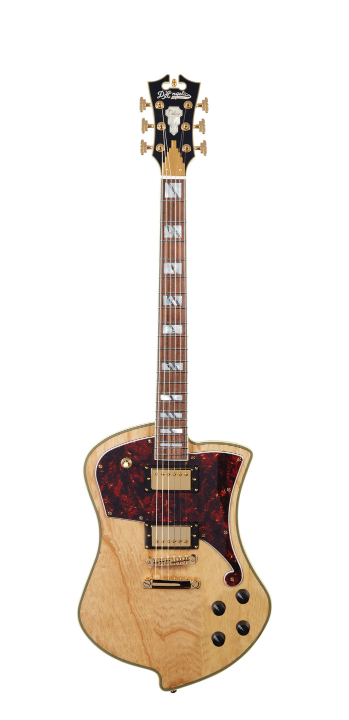 d angelico guitars bedford atlantic and ludlow international