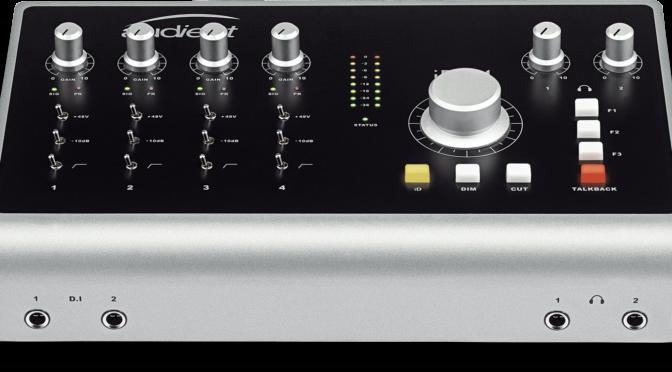 Audient iD44 Audio Interface