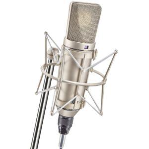 Neumann U 67 Tube Microphone