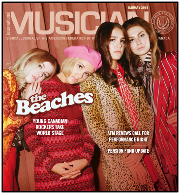 V116-01 - January 2018 - International Musician Magazine