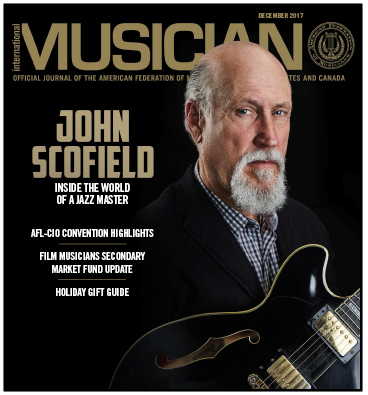 V115-12 - December 2017 - International Musician Magazine
