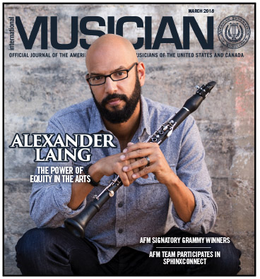 V116-03 - March 2018 - International Musician Magazine