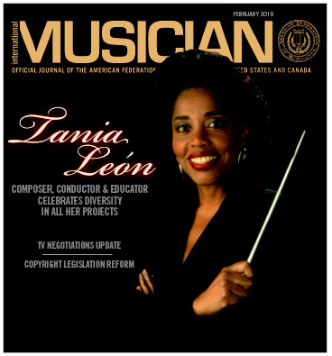 V116-02 - February 2018 - International Musician Magazine