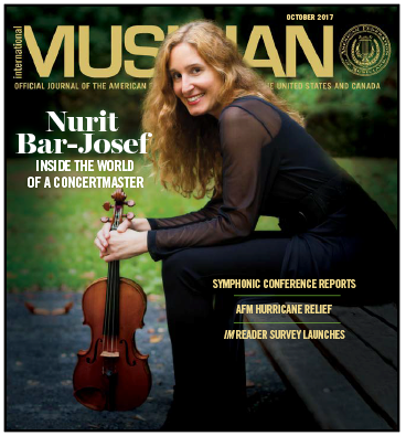V115-10 - October 2017 - International Musician Magazine