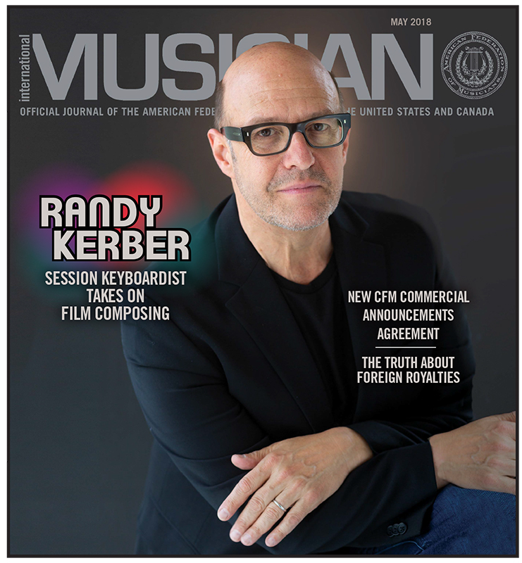 V116-05 - May 2018 - International Musician Magazine