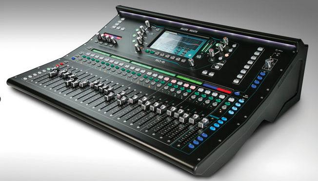 Allen & Heath SQ Series digital mixers