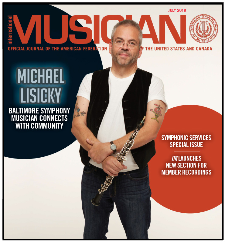 V116-07 - July 2018 - International Musician Magazine