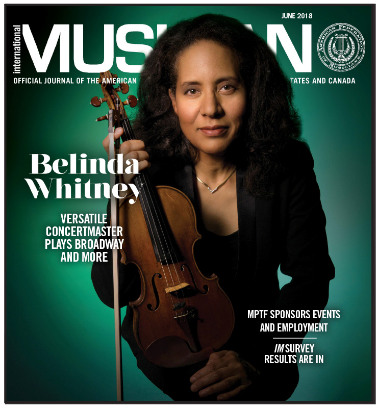 V116-06 - June 2018 - International Musician Magazine