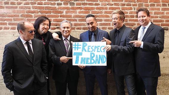 respecttheband