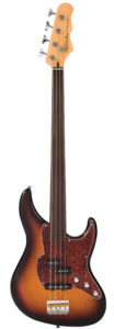 Perception 4 Fretless Bass